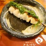 鶏料理・焼きとり 纜 - 料理写真:梅紫蘇