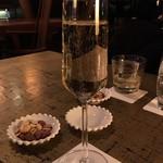 椿サロン - 選べるスパークリングワイン