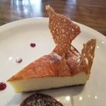 パスタが美味しいイタリアン グッディーズカフェ - NYチーズケーキ