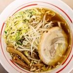 麺屋 てんかむてき - 料理写真:中華そば 600円