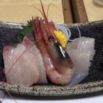 魚や 翻車魚丸 - お刺身