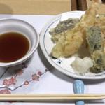 魚や 翻車魚丸 - 天ぷら