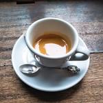寺崎コーヒー - ドリンク写真:エスプレッソ(ダブル)