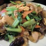 中国面点研究所 紫禁城 - 豚バラ肉がたっぷり