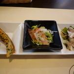 レストラン クレール - 前菜