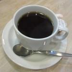 カレーピーク - コーヒー