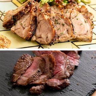 《新潟のお肉》くびき牛・なごみ豚