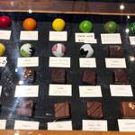 アーティチョーク チョコレート -