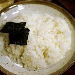 らっきょ&Star - ご飯はジャポニカ