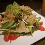 酒茶房如意 - ◆「グリーンサラダ」