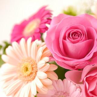 【歓送迎会に】サプライズの花束3,500円にてご用意