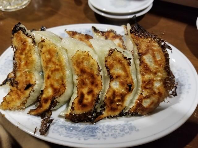 中野餃子 やまよし>