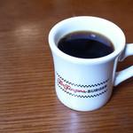 TEN FINGERS BURGER - ホットコーヒー