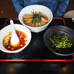 麺辰 - つけ麺 680円