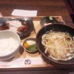 10275041 - 豚角煮定食