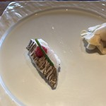 鮨 屋台 - 太刀魚炙り!