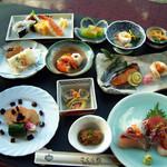 さくら鮨 - 料理写真:【接待・お祝い・法要など】礼節を重んじるお食事の席に『会席6,700円コース』
