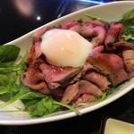 膳 - ローストビーフ丼
