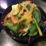 膳 - サラダ