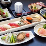 旭鮨総本店 - 料理写真:春の奏べ膳