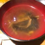 102766076 - 亀のスープ(メニューにないです