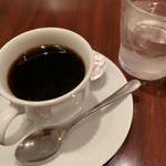 caffe trattoria D'oro - ランチコーヒー