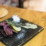 肉バルKACCHAN - ハラミステーキ