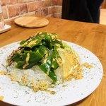 肉バルKACCHAN - 白菜のサラダ