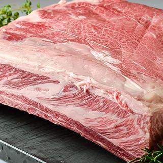 熊本県阿蘇のあか牛のみを使用◎特殊な鉄板皿にもこだわりあり!