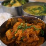 インディアンスパイスファクトリー - 料理写真: