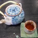 水琴茶堂 - ほうじ茶