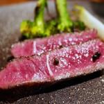 FORNO - 鳥取県前田牧場黒毛和牛オレイン55クリ薪焼き