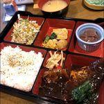 旬処味空間 - 鯖の味噌煮