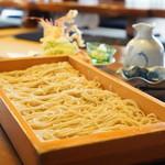木綿花 - 料理写真:板天(牡丹海老の天ぷら付)