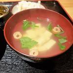 天ぷら大衆酒場 ふみ屋 - とり天丼