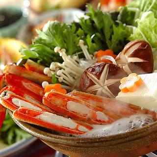 2種類の海鮮鍋もご用意しております!