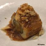 リナシメント - 活穴子と焼茄子のバルサミコ風味