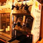 ワインと薪料理の店 piano - クラフトビール