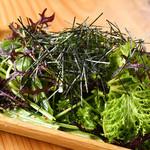いろいろお野菜サラダ