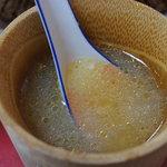 福泰楼 - スープはつけ麺でいただきたい