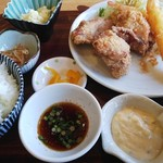 まるきん食堂 - 料理写真:
