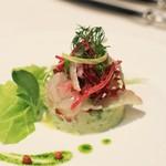 Gentillesse KOMACHI - 魚介のミルフィーユ