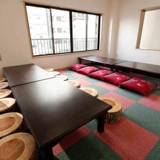 明るく清潔感のある空間◆貸切宴会も承ります◎