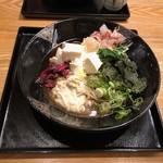 Morihei - 豆腐そば 1100円