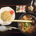 大黒亭 - 料理写真:チャーハンセット950円♪