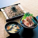 金太郎 - 料理写真:新鴨のつけそば