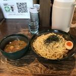 102790641 - つけ麺大盛り ※魚介増しスープ