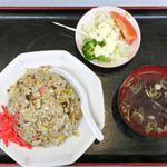 番大 - チャーハン ¥650(税別)