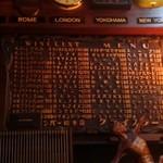 102796406 - 歴史を感じるメニューボード