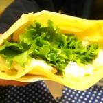 ツインズクレープ - ポテト野菜
